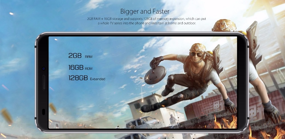 Blackview S6 - Memoria RAM y ROM