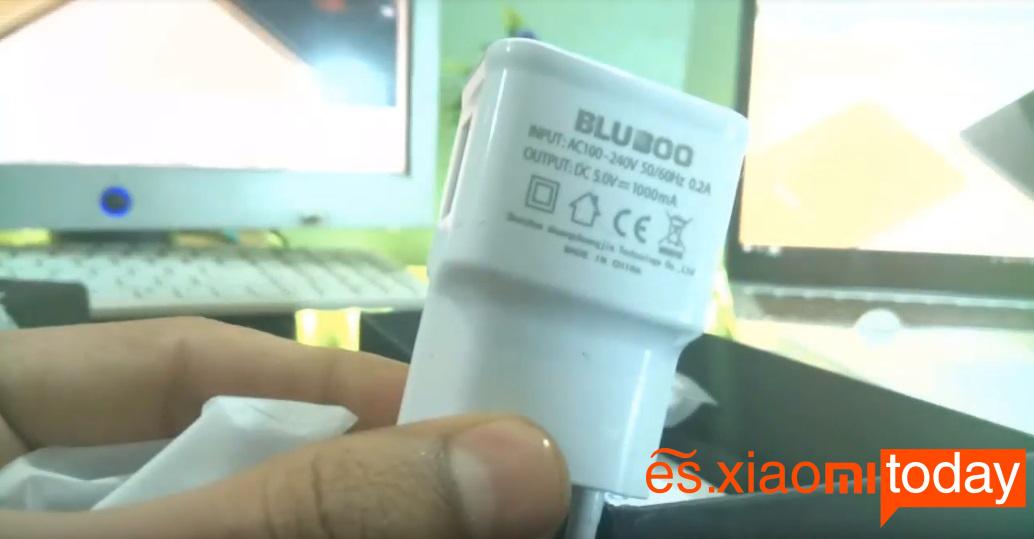 Bluboo D2 - Batería