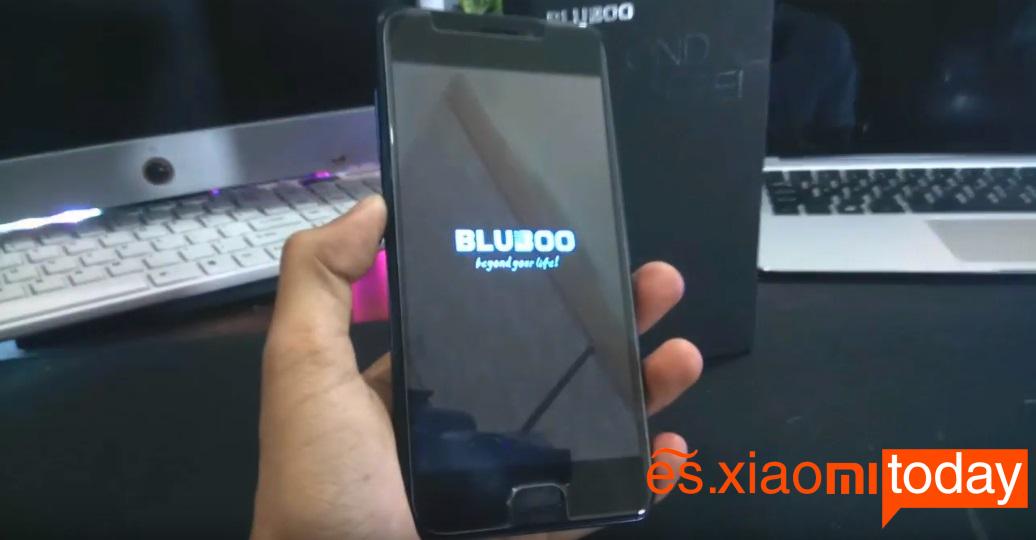 Bluboo D2 - Un terminal gama baja con diseño impecable