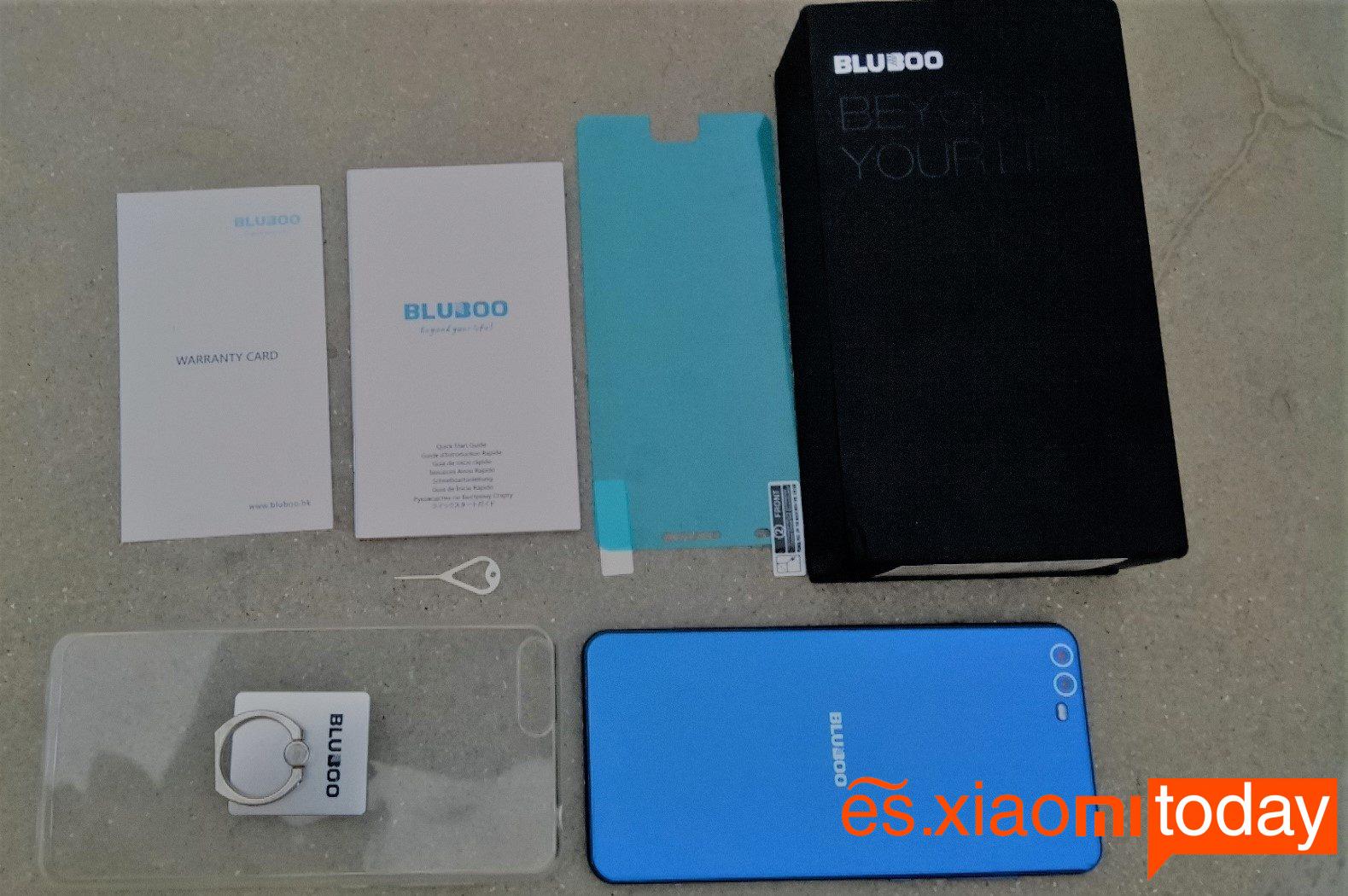 Bluboo D2 - Primera impresión