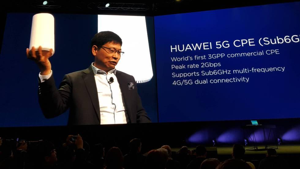 Huawei Dispositivo 5G
