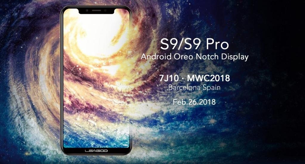 Leagoo S9 y S9 Pro destacada