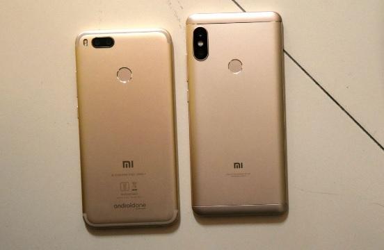 Xiaomi Mi A1 vs Redmi Note 5 Pro: Últimas acotaciones