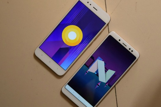 Xiaomi Mi A1 vs Redmi Note 5 Pro: Software y rendimiento