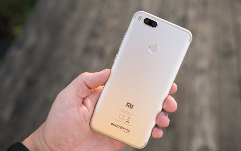 Xiaomi Mi A1 vs Redmi Note 5 Pro: Diseño