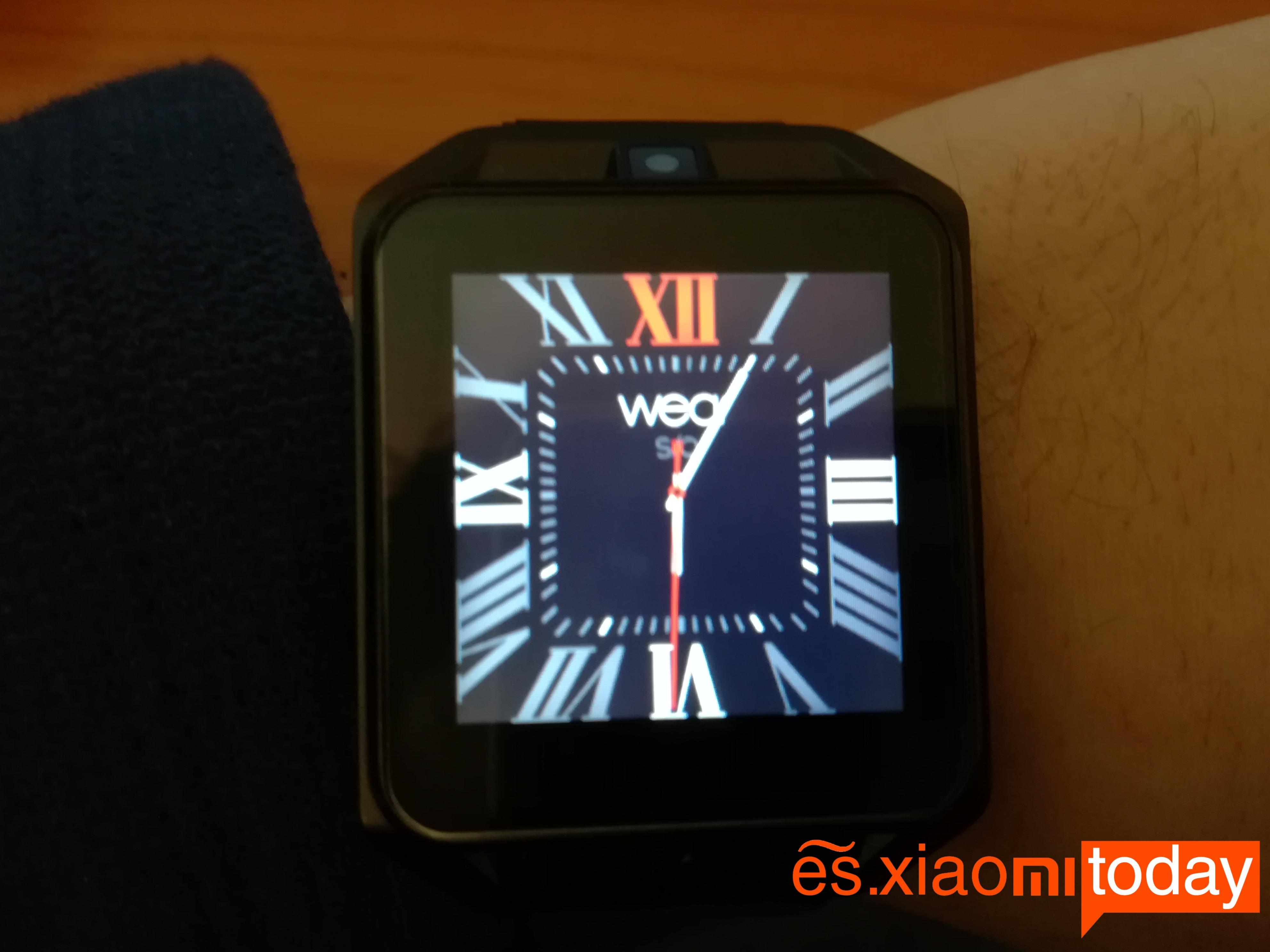 Microwear H5 - tecnología NFC