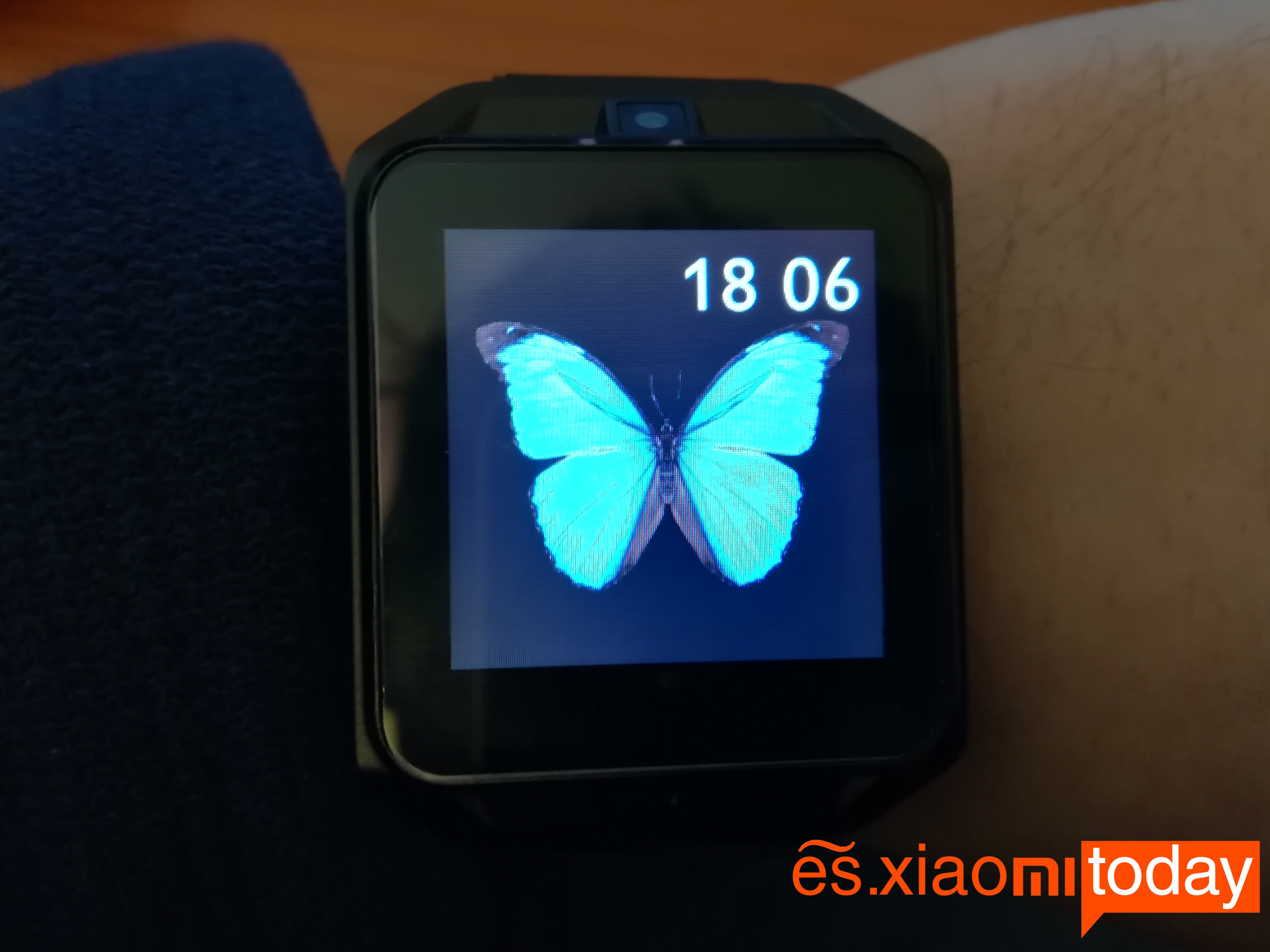Microwear H5 - Smartwatch phone