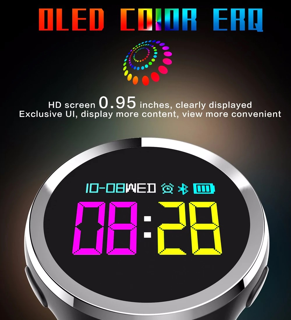 N69 Sports Smart Watch - Pantalla