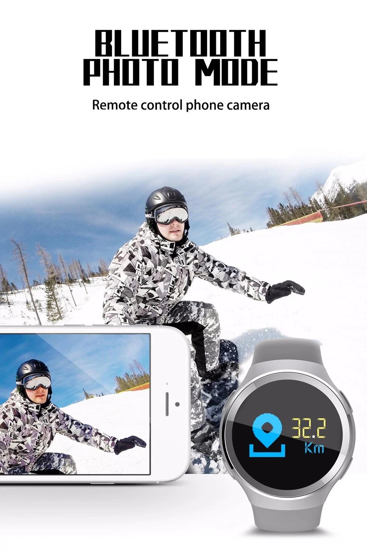 N69 Sports Smart Watch - Conectividad Bluetooth