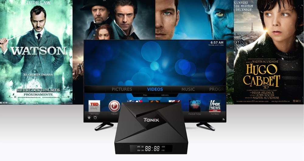 Tanix TX9 Pro destacada