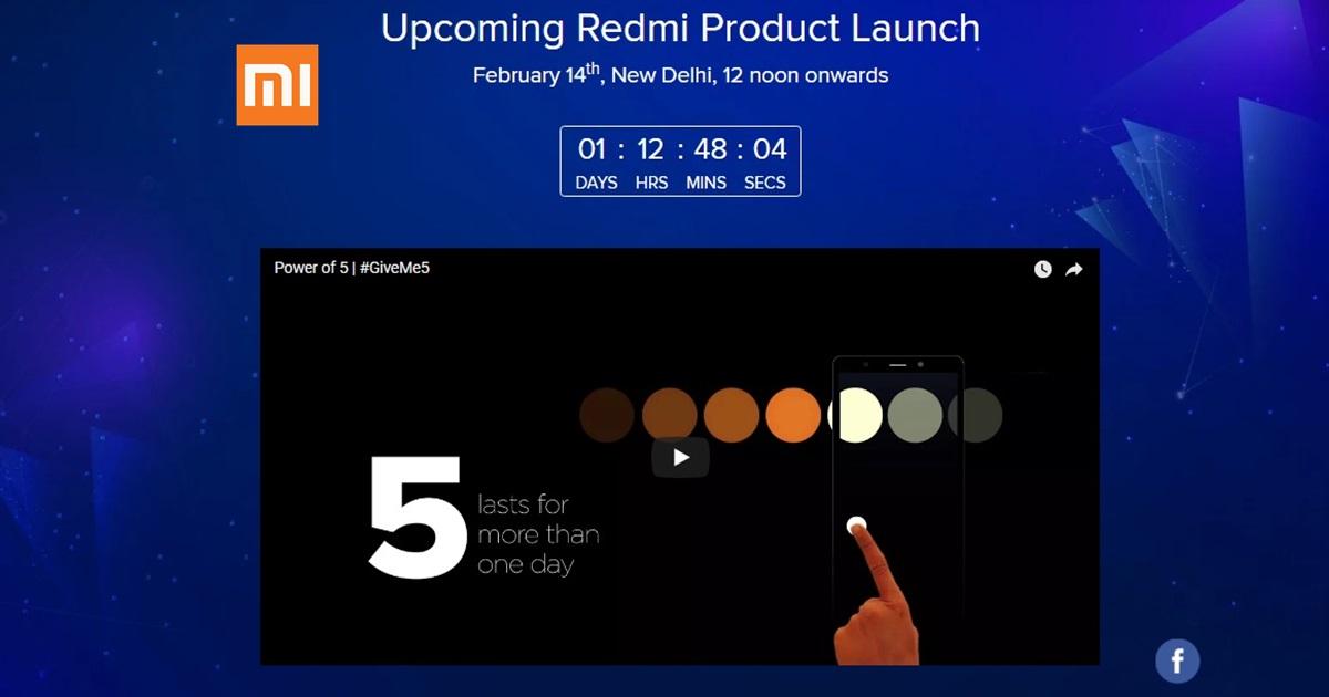 Teaser de Xiaomi insinúa el lanzamiento del Mi TV en India junto con el Redmi Note 5