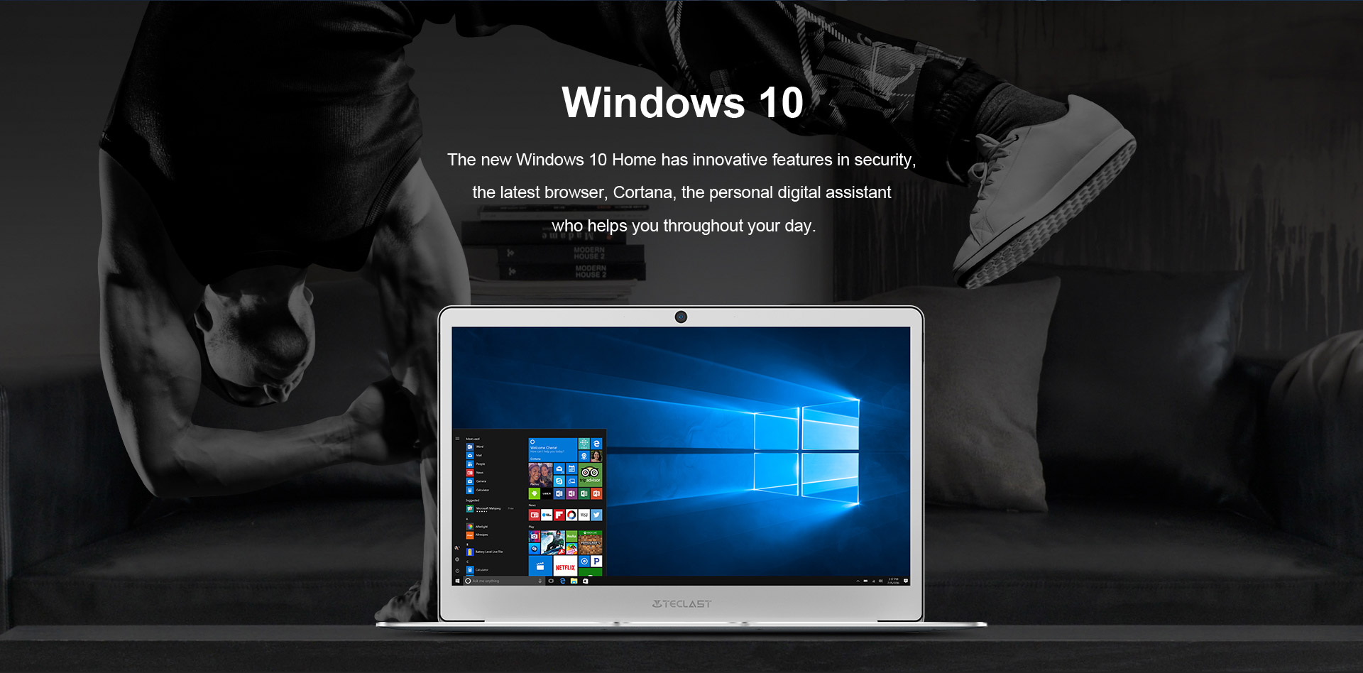 Teclast F7 Windows 10