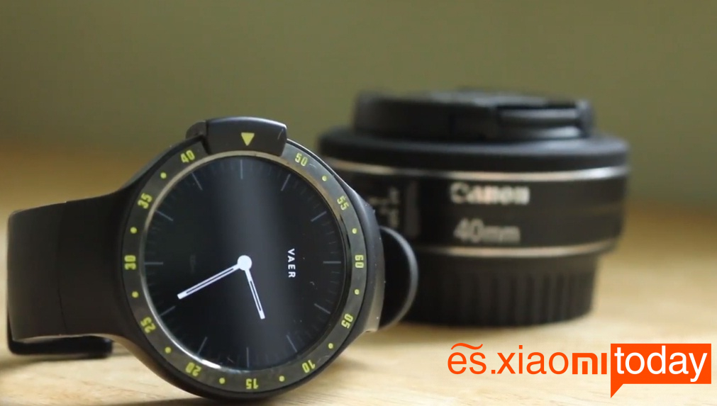 Ticwatch S destacada