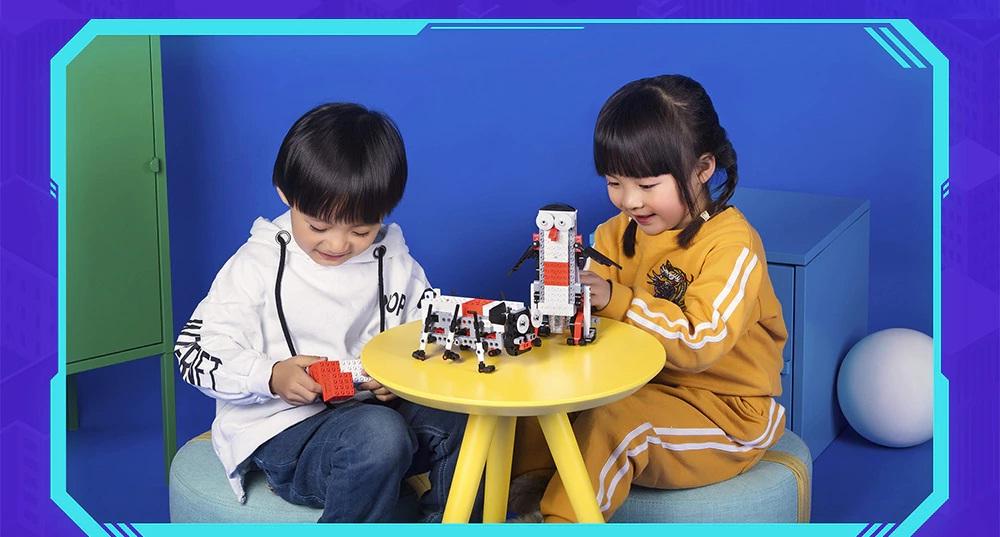 Xiaomi MITU Building Blocks Robot destacada