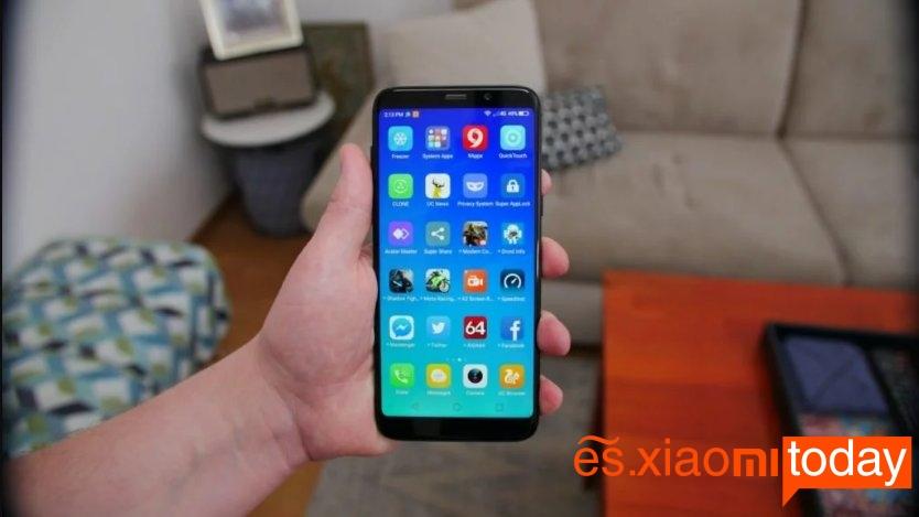 Bluboo S8 Plus Análisis: conclusiones