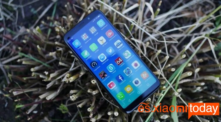 Bluboo S8 Plus Análisis: pantalla