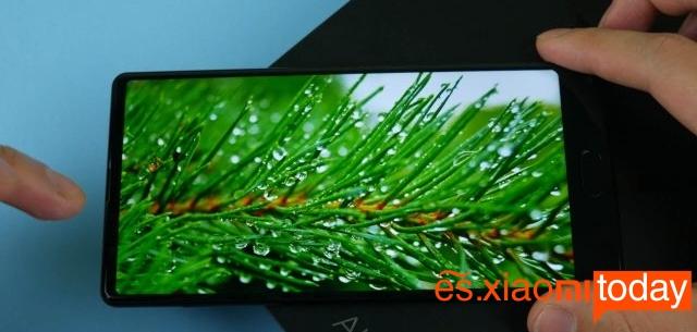 Maze Alpha X: pantalla