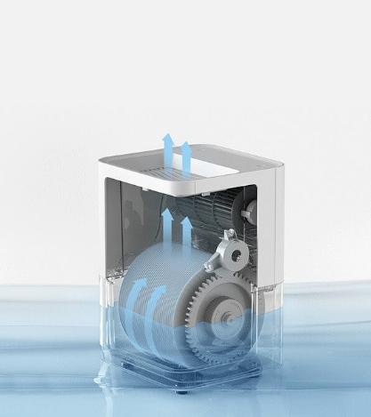 Nuevo humidificador de aire de Xiaomi Smartmi