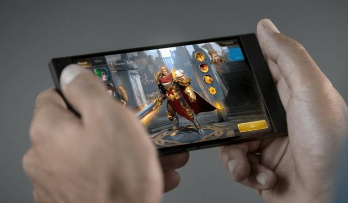 Puntaje del Xiaomi Blackshark Smartphone