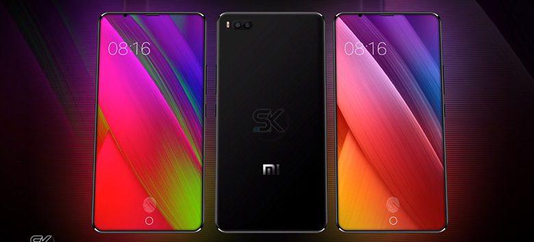 Xiaomi Mi 7 posibles especificaciones