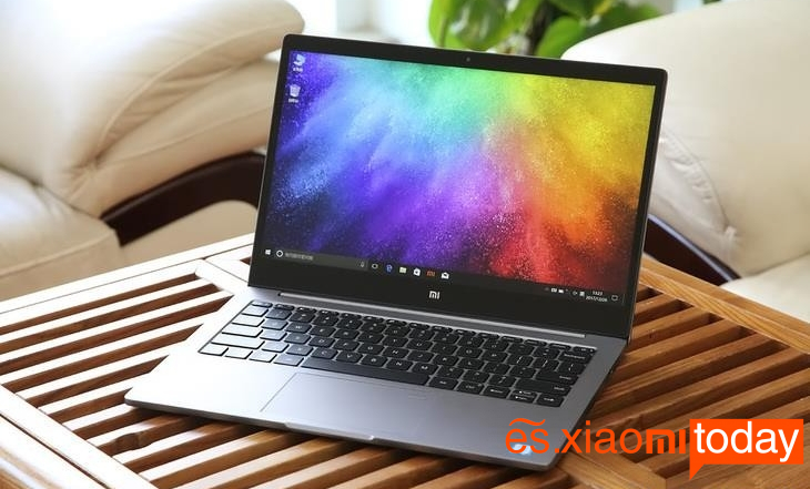 Xiaomi Mi Notebook Air 13 pantalla
