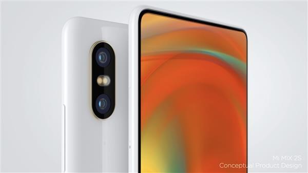 Xiaomi Mi MIX 2S: Caracteristicas cámara IA