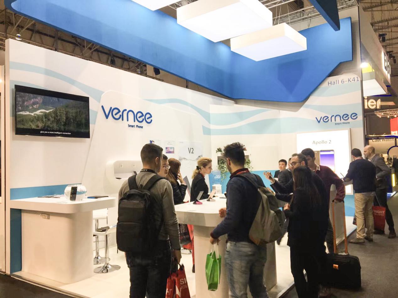MWC 2018: Vernee M7