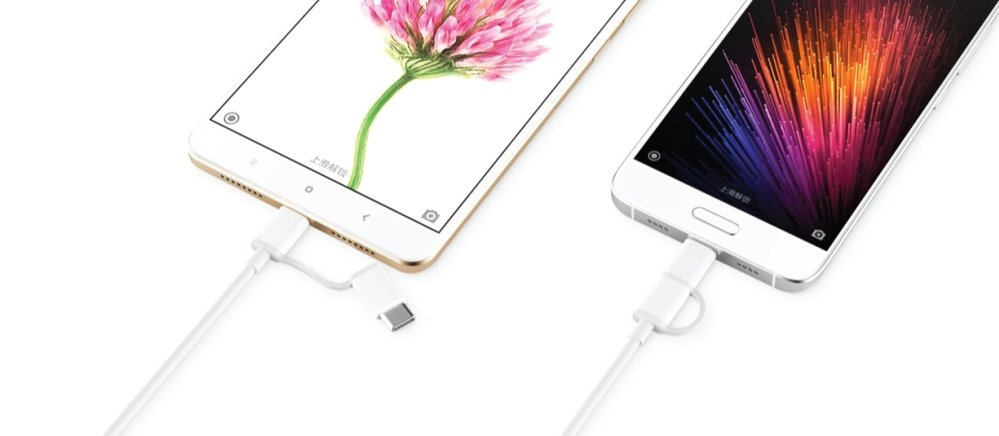 Xiaomi Mi Cable 2 en 1 - Especificaciones