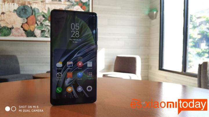 Xiaomi Mi MIX 2S Análisis