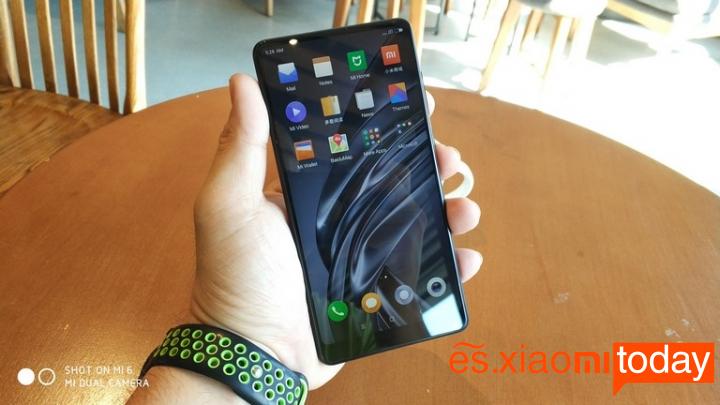 España Xiaomi Mi MIX 2S