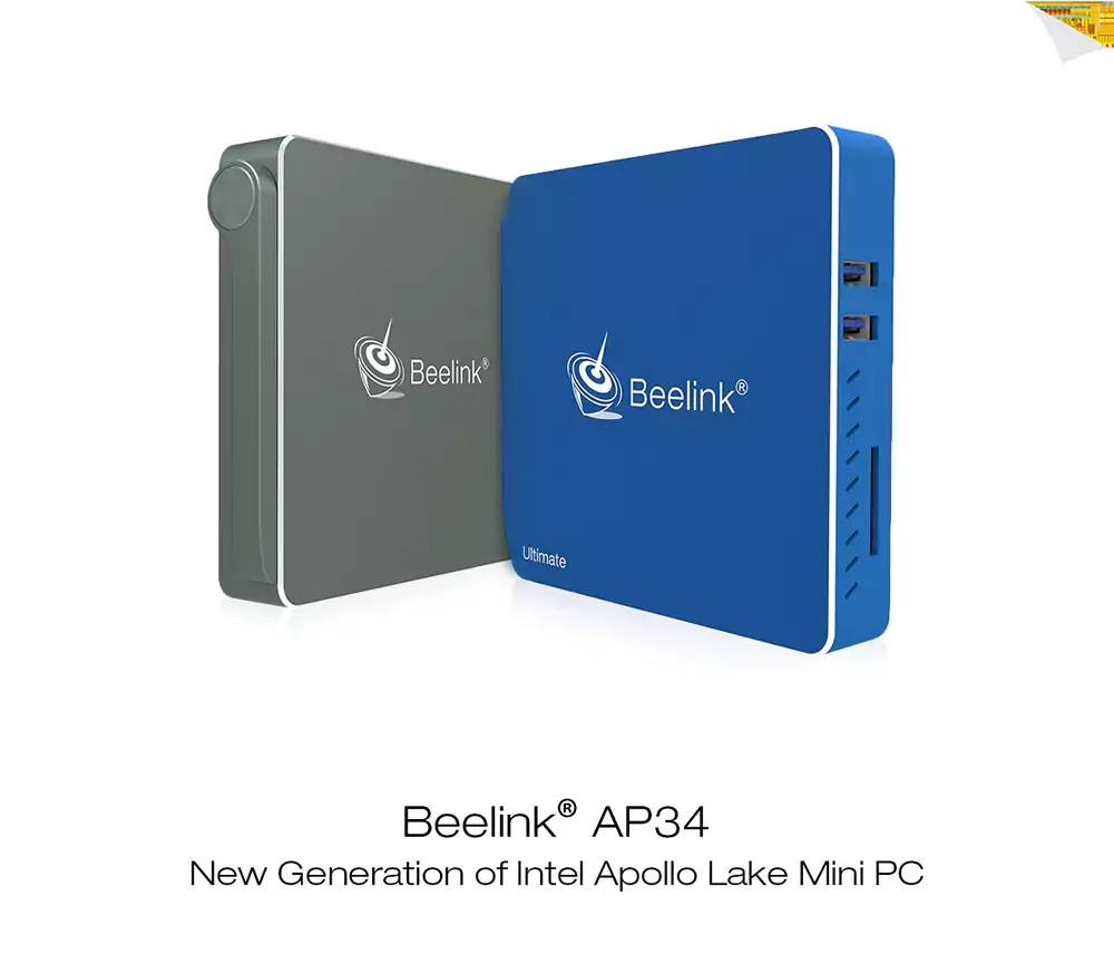 Beelink AP34 Mini PC - Versión estándar y ultimate