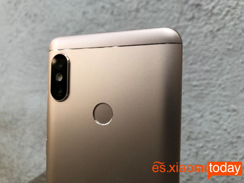 Xiaomi Redmi Note 5 Pro Análisis - Cámaras