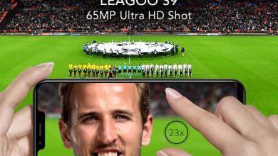 El LEAGOO S9 es compatible con toma Ultra HD de 65 megapixeles