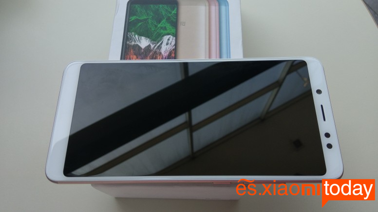 Xiaomi Redmi Note 5 Pro Análisis - Diseño