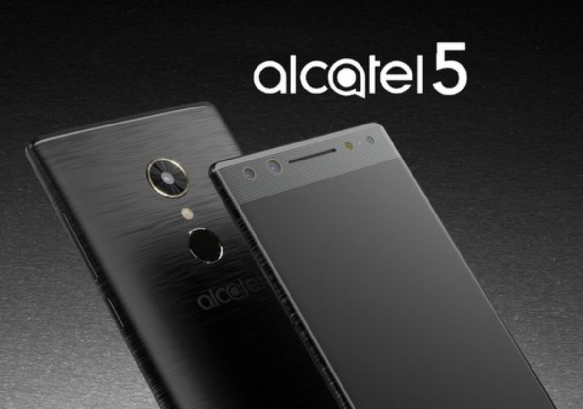 Modelo Alcatel 5
