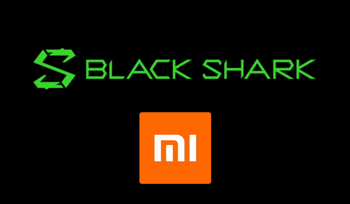 BlackShark - Logo