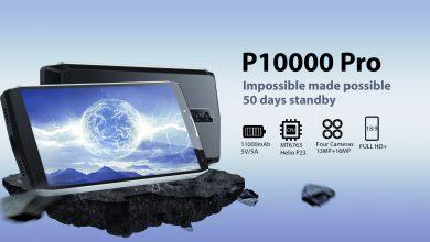 Blackview P10000 Pro - Equipo