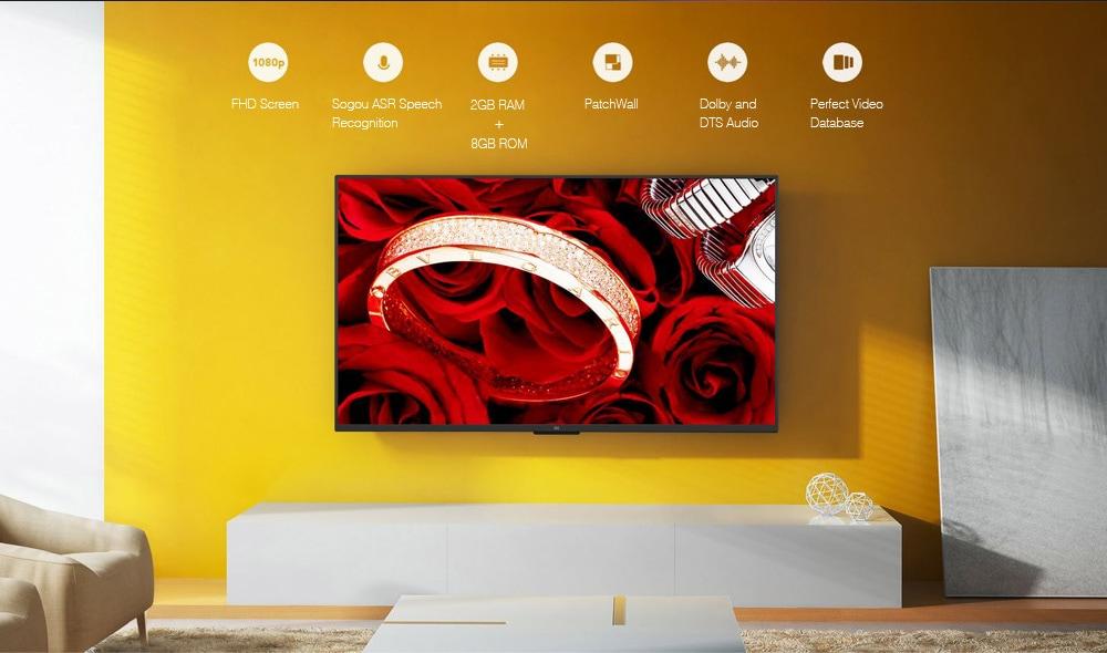 Compendio de Ofertas de Primavera Xiaomi 2018 Televisor