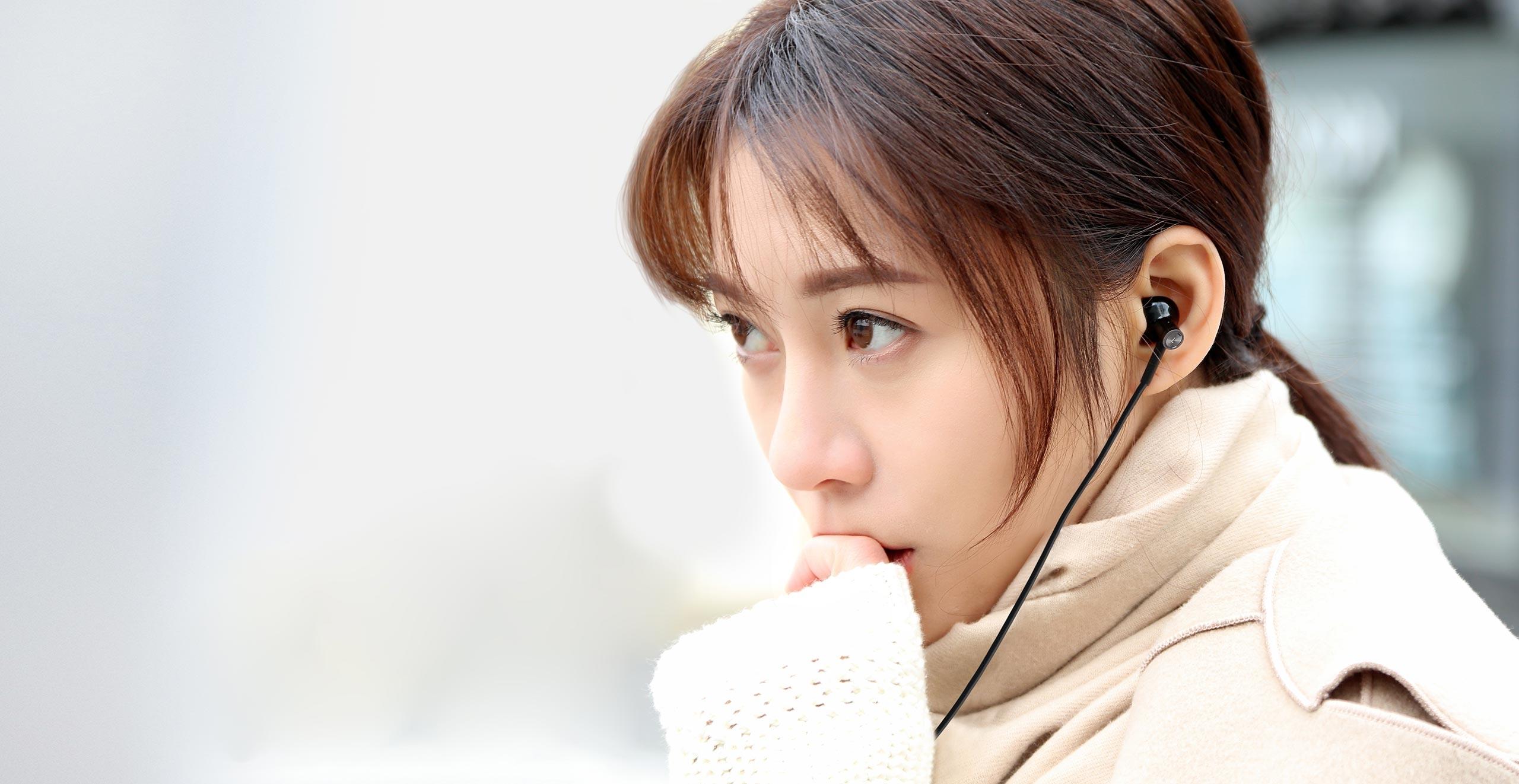Dual Unit Half Ear - Escuchando