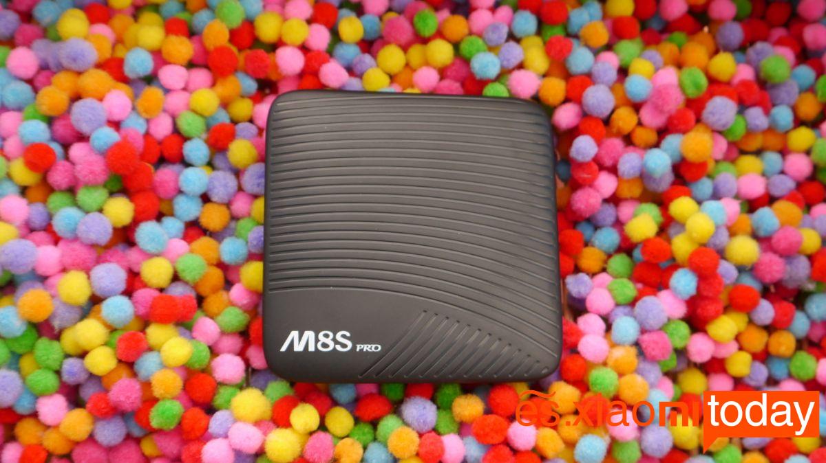 Mecool M8S Pro - Diseño