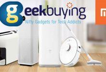 Geekbuying oferta electrodomésticos Xiaomi