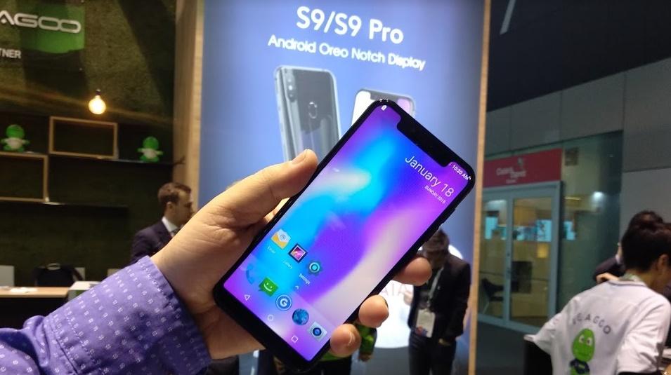 El LEAGOO S9 - Compatible con toma Ultra HD de 65 megapixeles