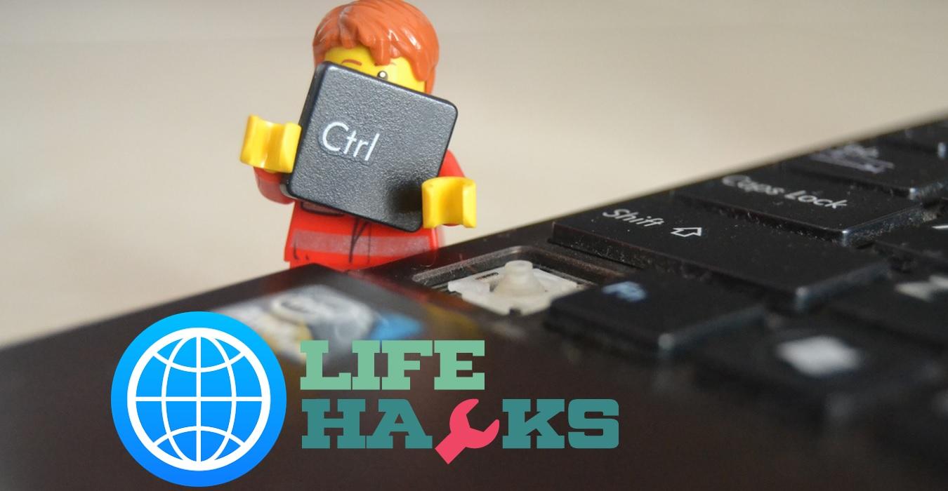 50 life hacks para mejorar tu vida tecnológica