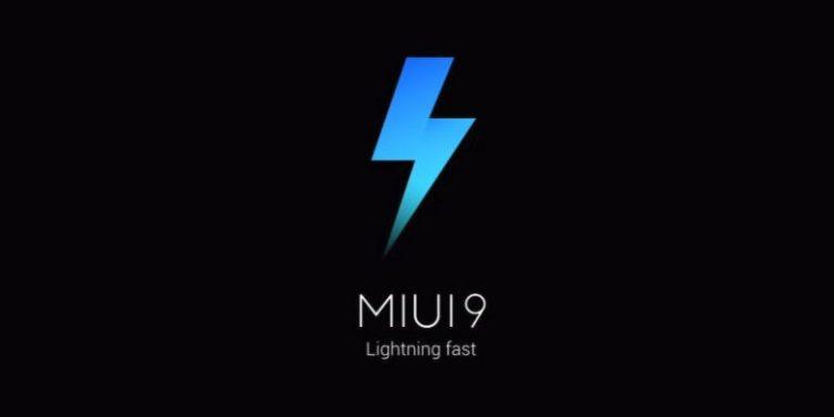 Nueva versión de MIUI 9