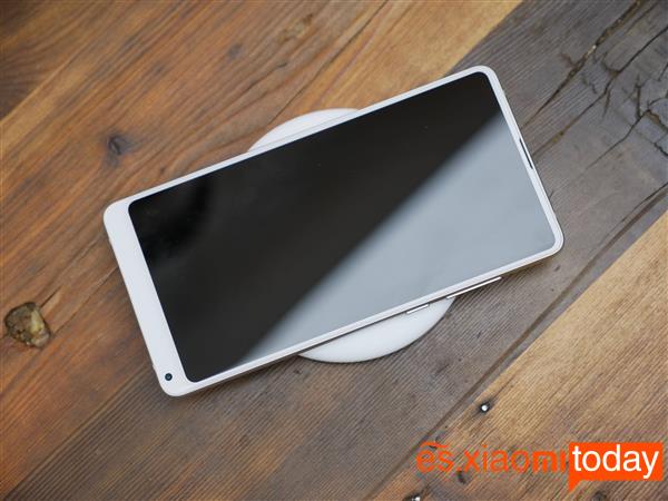 Xiaomi Mi MIX 2S Análisis - Batería