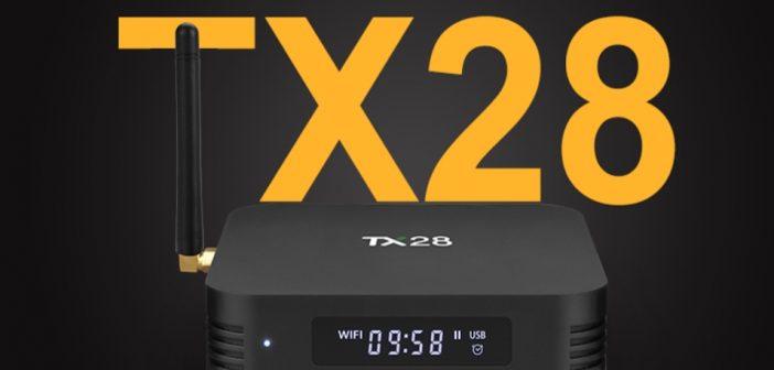 Tanix TX28 TV Box Imagen
