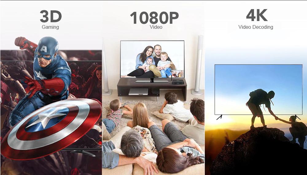 Tanix TX28 TV Box Definición