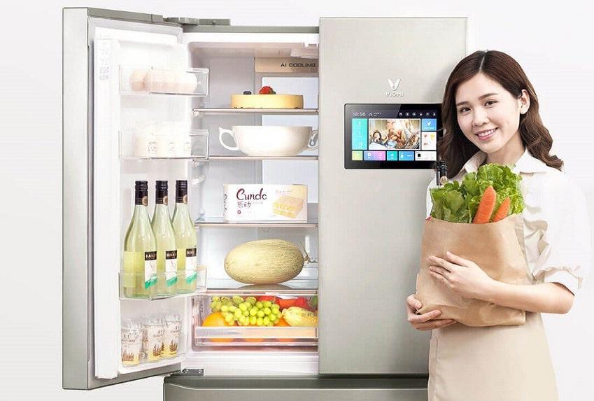 Viomi Smart Refrigerator destacada