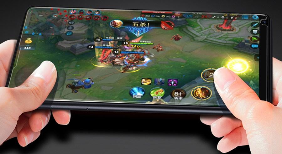 Xiaomi Blackshark Gaming Phone -Jugando