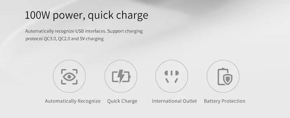 Xiaomi MIJIA Smartmi Car Inverter carga